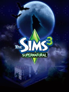 ���� 3: ��������������� / The Sims 3: Supernatural - java ����