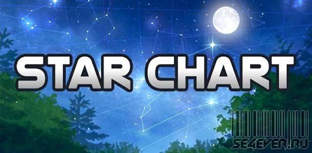 Star Chart - Карта звездного неба на Android