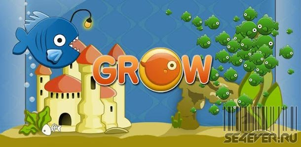 Grow - игра для Android