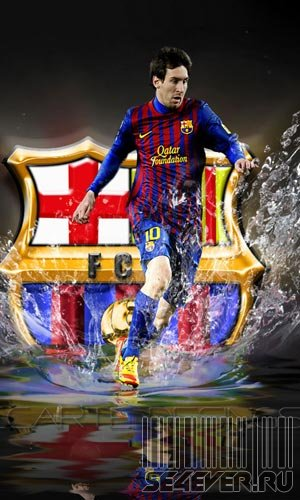 Lionel messi live wallpapers живые обои для android