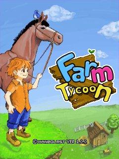 Владелец фермы / Farm Tycoon - java игра