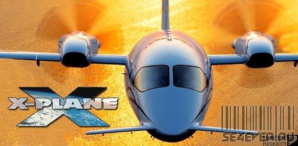 X-Plane 9-симулятор самолёта для Android