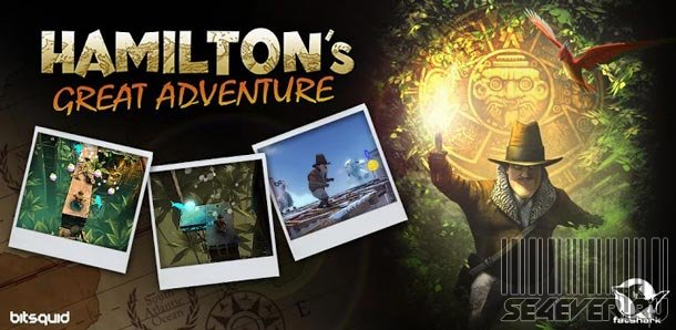 Hamilton's Adventure (+Expansion) THD - Игра для Android