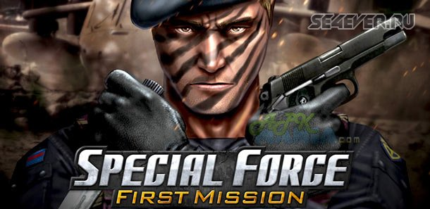 Special Force First Mission - Шутер на планшет и смартфон