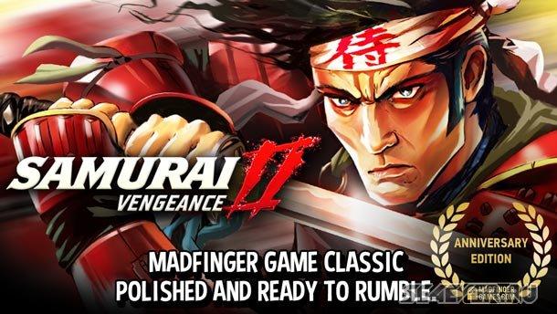 Samurai II: Vengeance - Игра для Android