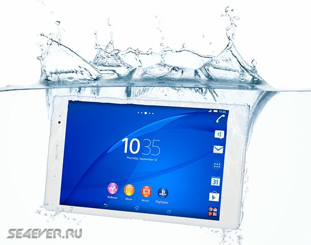 Sony Xperia Z3 Tablet Compact. ����� ������, ����