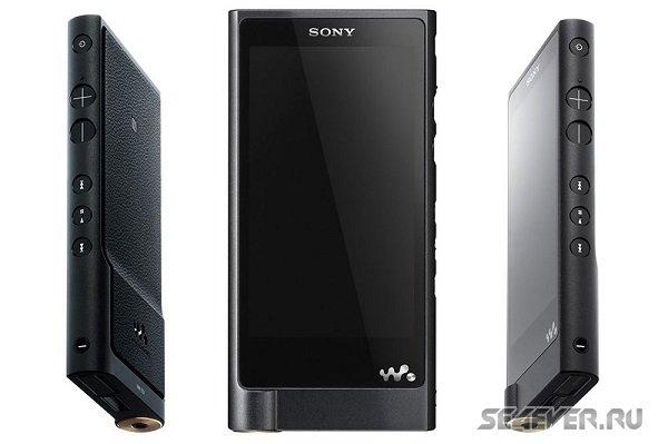 ����� ����� �� sony ZX2 Walkman