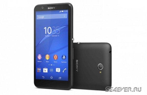 Sony Xperia E4 - обзор нового смартфона