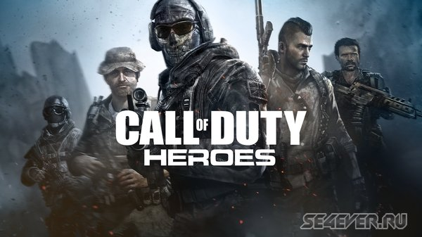 Call of Duty: Heroes v1.6.0 - Отличная 3D стратегия для Андройд