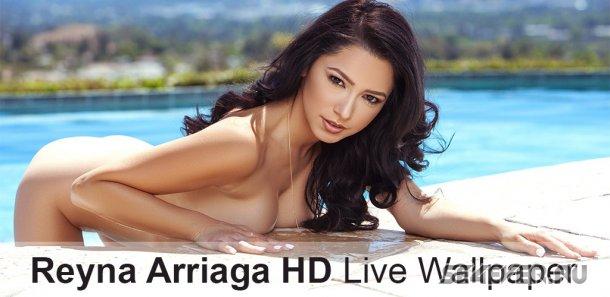 Reyna Arriaga HD - Живые Обои