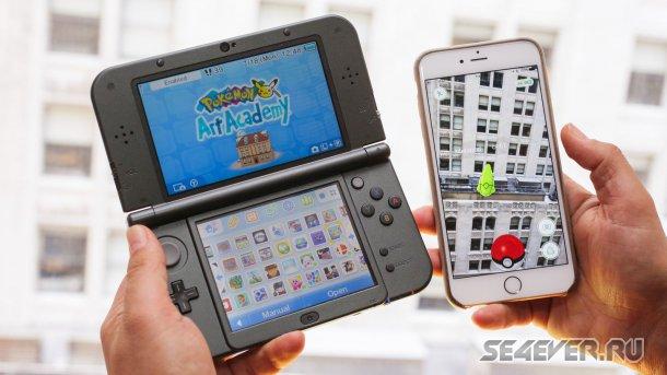 На Android перебрались игры Nintendo 3DS