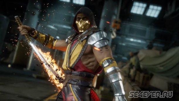 В Москве феерично представили игру Mortal Kombat 11