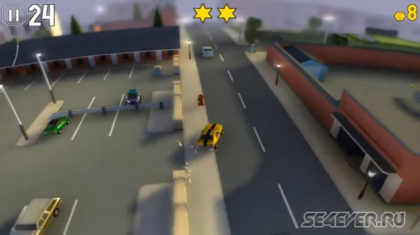 Reckless Getaway для iPad, iPhone, iPod Touch