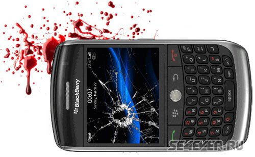 RIM продолжает продвигать BlackBerry 7