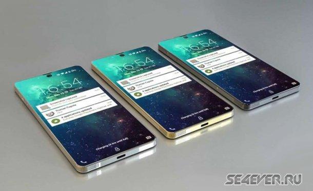 Смартфон Samsung: сюрпризы продолжаются!