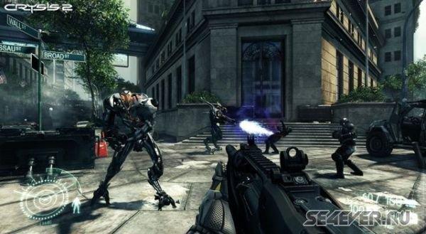 Crysis 2 – красиво, но не интересно