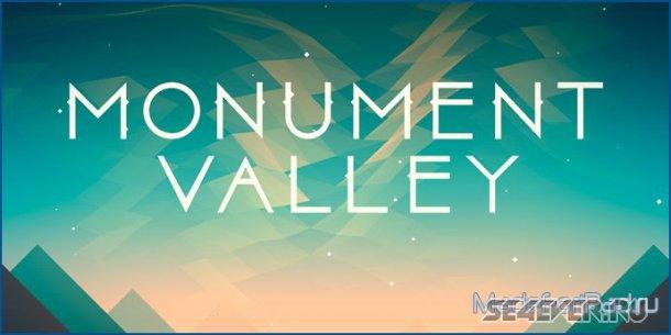 Обзор игры Monument Valley