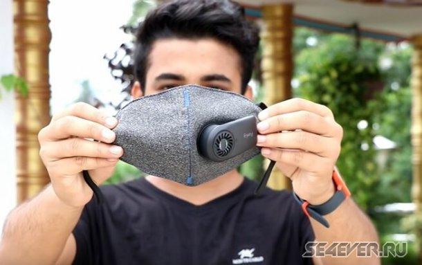 Умная маска от Xiaomi
