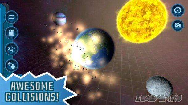 Pocket Universe. Необъятные глубины космоса на iPad и Земля под микроскопом в iPhone