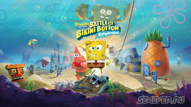 Платформер SpongeBob SquarePants: Battle for Bikini Bottom, теперь на iOS и Android